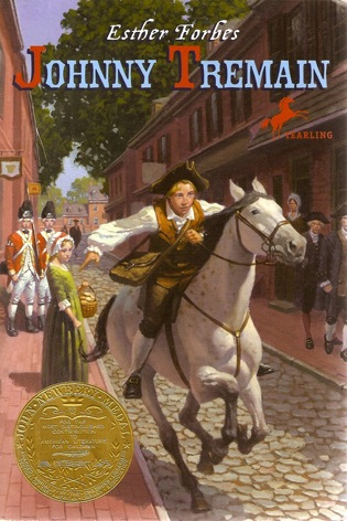 an analysis of the childrens novel johnny tremain by esther forbes Johnny tremain is a 1943 children's historical fiction novel by esther forbes set  in boston prior  author, esther forbes  1 plot summary 2 characters.
